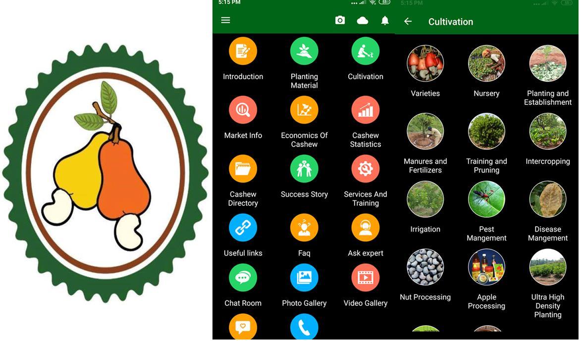 Cashew India App