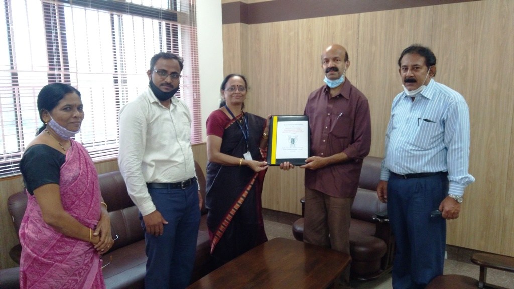 COMMERCIALIZATION OF TECHNOLOGY BY ICAR-DIRECTORATE OF CASHEW RESEARCH, PUTTUR